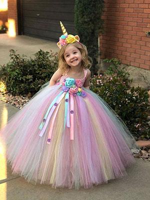 راهنمای انتخاب لباس بچه گانه دخترانه