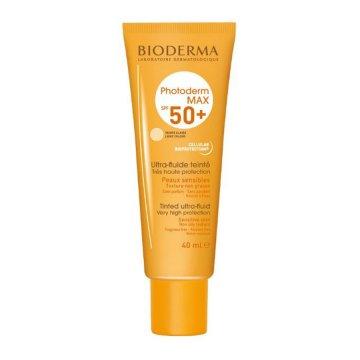 ضد آفتاب رنگی فتودرم مکس فلوئید بایودرما