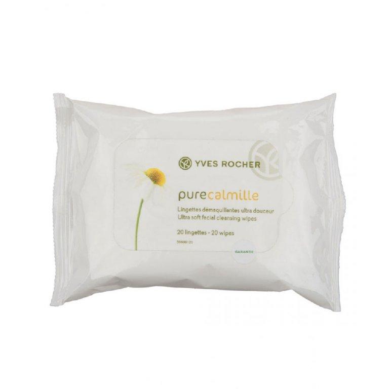 دستمال مرطوب پاک کننده آرایش ایوروشه