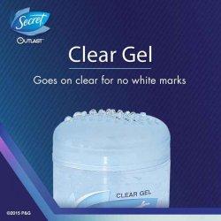 secret-clear-gel-73g-www.shomalmall.com..