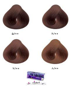 رنگ موی فیدل گروه طبیعی قوی