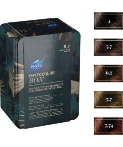 رنگ موی کالر باکس فیتو