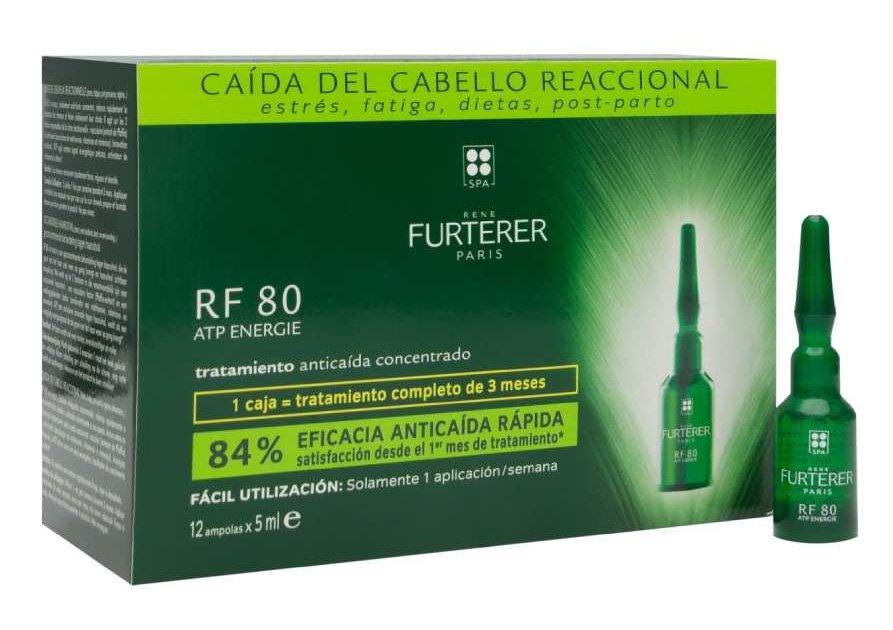 محلول ضد ریزش رنه فورترر RF80