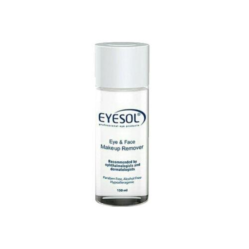 پاک کننده آرایش چشم و صورت آیسول