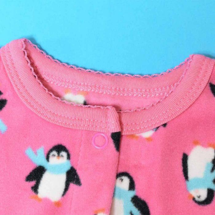 سرهمی دخترانه کارترز طرح پنگوئن