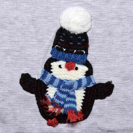 شلوار پیش بندی پسرانه پنگوئن-www.shomalmall.com