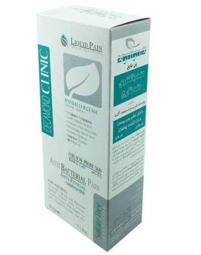 پن مایع آنتی باکتریال دکاموند کلینیک