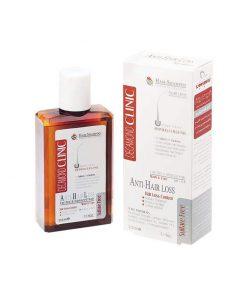 ضد ریزش دکاموند کلینیک موهای خشک