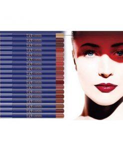 خط لب مدادی لیدو
