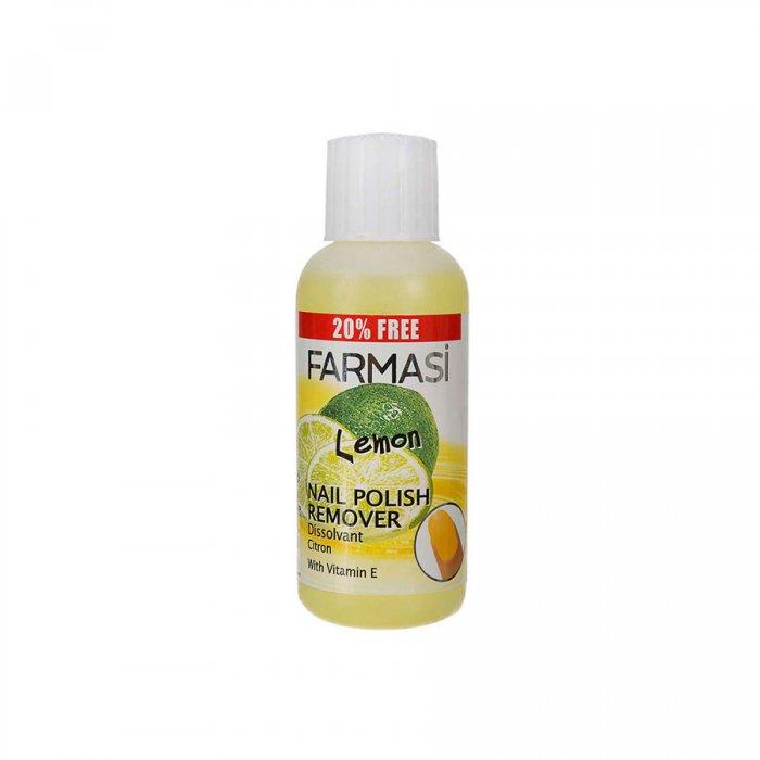 لاک پاک کن فارماسی مدل لیمو