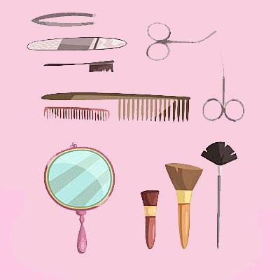 ابزار آرایش