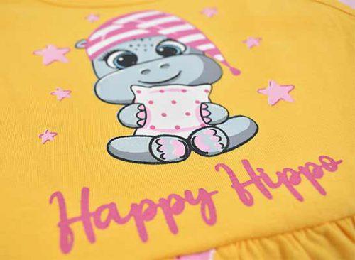 پیراهن دخترانه هیپو کد 2161