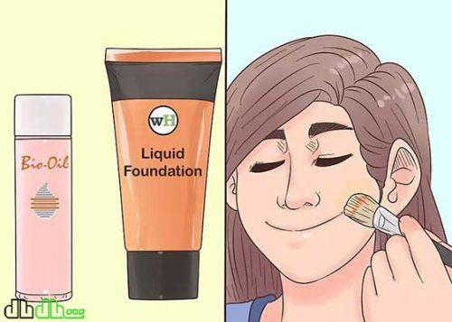 روش استفاده از روغن بایو اویل 4