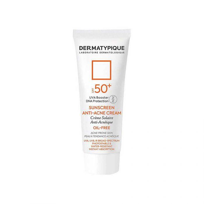 ضد آفتاب ضد جوش درماتیپیک SPF50