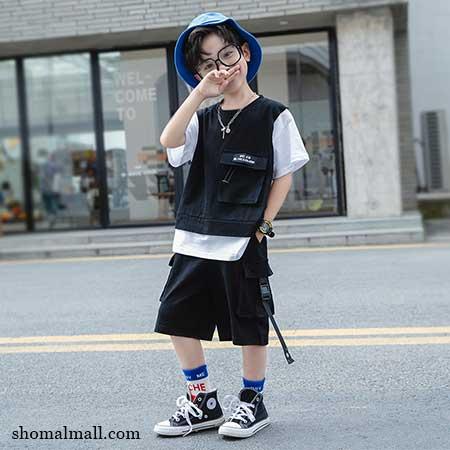 لباس بچگانه پسرانه اسپرت