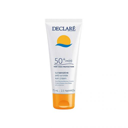 کرم ضد آفتاب ضد چروک دکلره SPF50