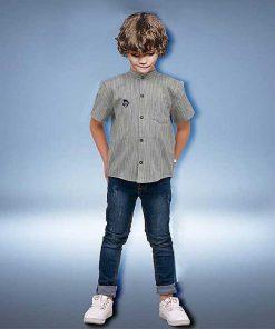 عکس مدل پیراهن پسرانه بچه گانه کد 2238