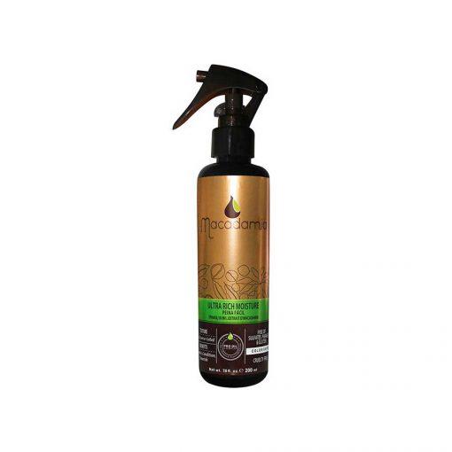 اسپری مو نرم کننده ماکادمیا مخصوص موهای خشک و آسیب دیده