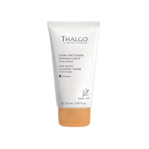 کرم پاک کننده صورت تالگو مدل پیور ولوت